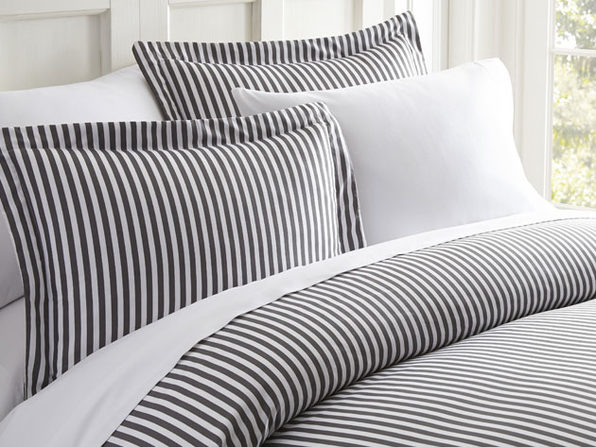 Ribbon 3-Piece Duvet Set - Full/Queen - Product Image