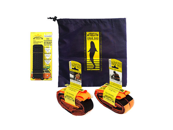 WRAPTIE™ Tie Down Straps Bundle