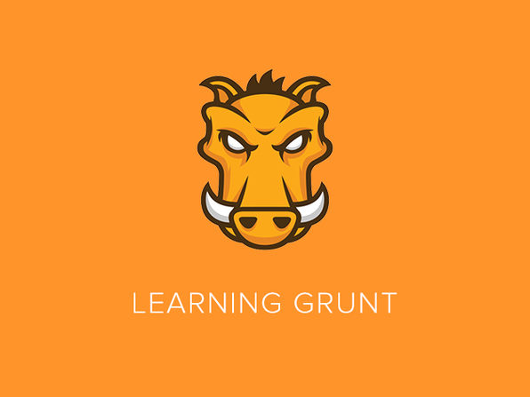 Learning Grunt - Product Image