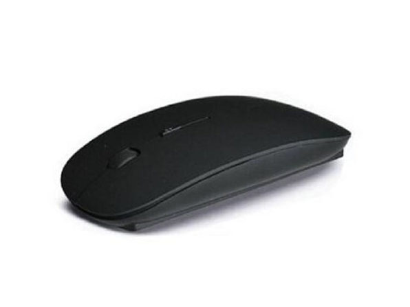 Wireless Optical Mouse (Black)