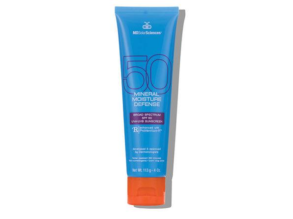 Mineral Moisture Defense SPF 50