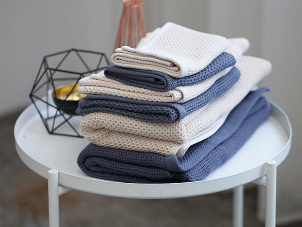 Montage Fast-Drying Bath Towels: Set of Two