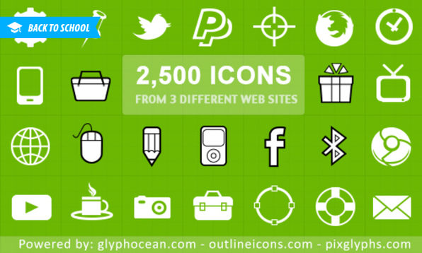 The Ultimate Icon Bundle - Product Image
