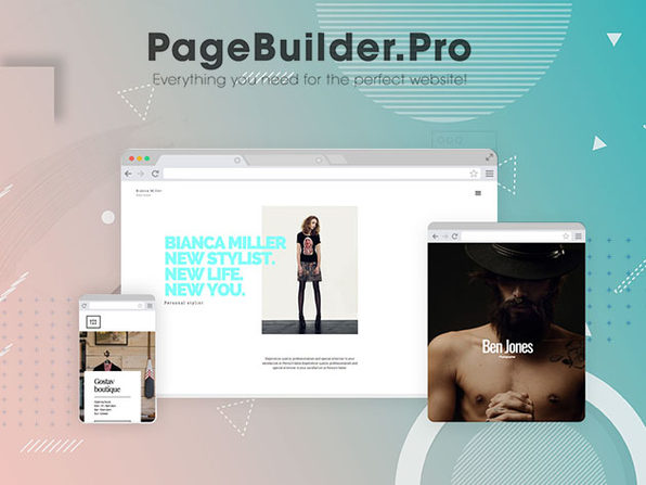 Page Builder Pro Plan: 4-Yr Subscription