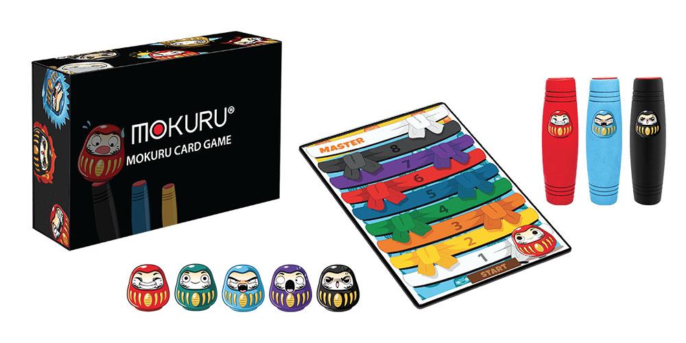 The Mokuru card game