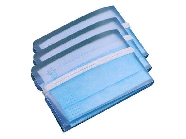 Face Mask Protector Case: 3-Pack