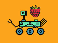 PiBot: Build Your Own Raspberry Pi Powered Robot - Product Image