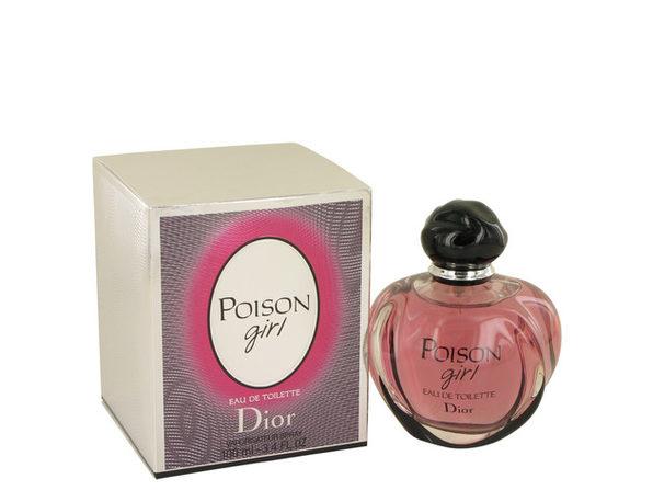 Poison Girl by Christian Dior Eau De Toilette Spray 3.4 oz - Product Image