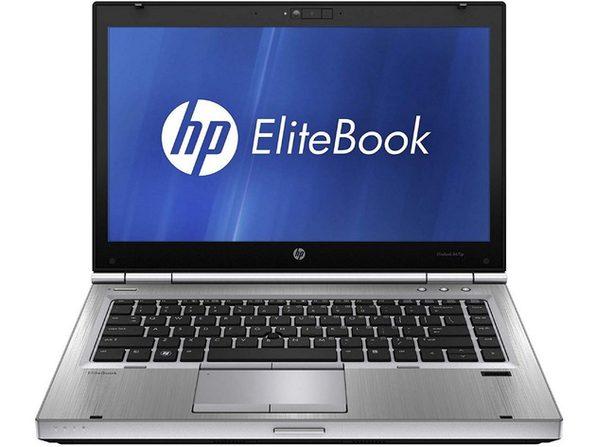 "HP EliteBook 8470P 14"" Laptop, 2.5GHz Intel i5 Dual Core Gen 3, 4GB RAM, 500GB SATA HD, Windows 10 Home 64 Bit (Renewed)"
