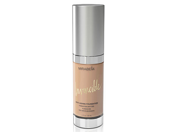 Invincible Anti-Aging HD Foundation (III, Light)