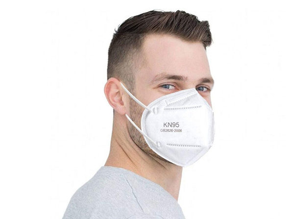 FDA-Certified KN95 Respirator Masks: 50-Pack