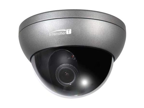 Speco HT7246T  Intensifier T 2MP Outdoor HD-TVI Dome Camera with 2.8-12mm Lens