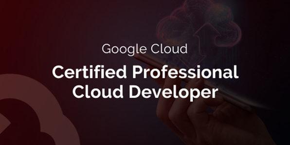 Google Cloud Certified Professional Cloud Developer - Product Image