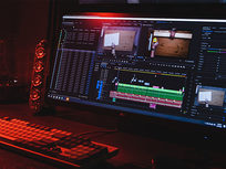 Audio Mixing + Processing Voice in Adobe Premiere Pro CC - Product Image