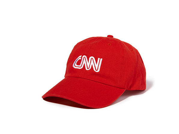 cnn basic logo cap putty cnn store