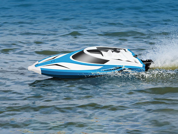 H102 Velocity High-Speed Remote Control Boat