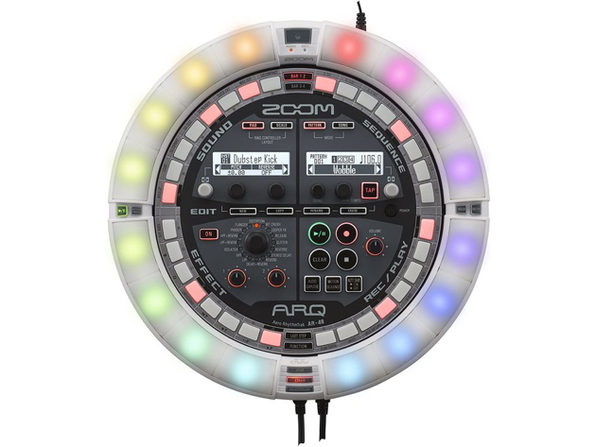 Zoom ARQ AR-48 All-In-One Production & Live Performance Instrument Drum Machine (Used, Damaged Retail Box) - Product Image