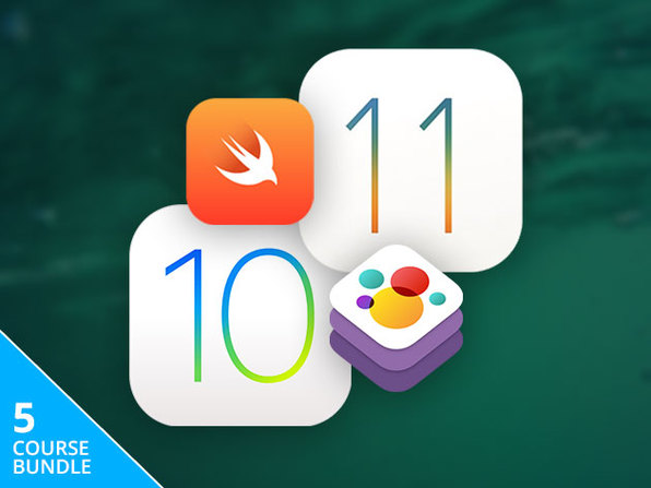 The Complete iOS 11 Developer Course + iOS Mastery Bundle
