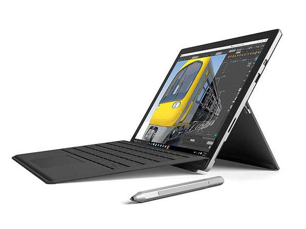 Microsoft Surface Pro 4 Intel Core M Bundle