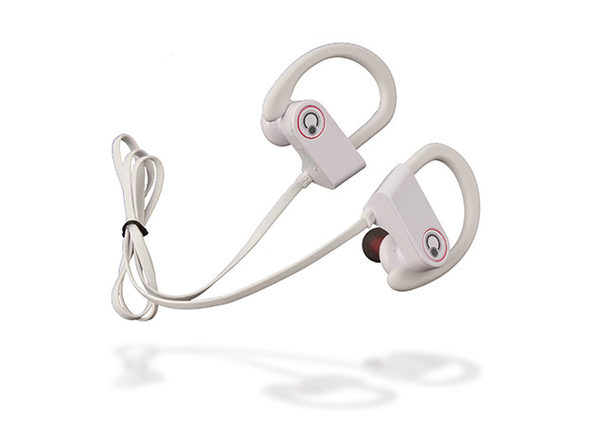 Que Bluetooth In-Ear Headphones: 2-Pack (White)