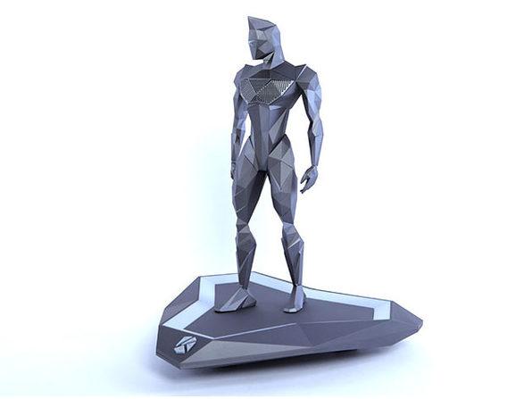 AD'OM Prime: Kalium Humanoid Speaker