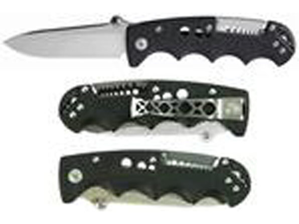 Paladin PA6575 12-in-1 Electrician's Knife - Product Image
