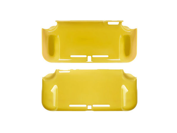 Crystal Case for Nintendo Switch Lite (Yellow)