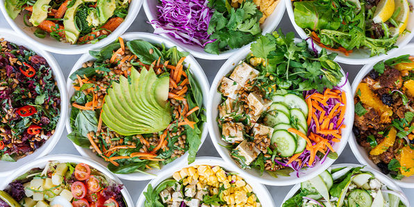 High Energy Wholesome Salads - Product Image