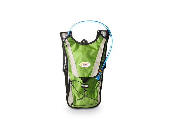 Sport Force Hydration Backpack (Green)
