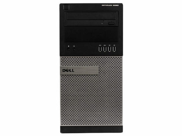 Dell Optiplex 9020 Tower PC, 3.2GHz Intel i5 Quad Core Gen 4, 4GB RAM, 1TB SATA HD, Windows 10 Home 64 bit (Renewed)