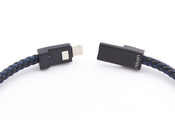NILS 2.0 Solo: Fast Wearable Lightning Cable (Nebula Cable/ M)