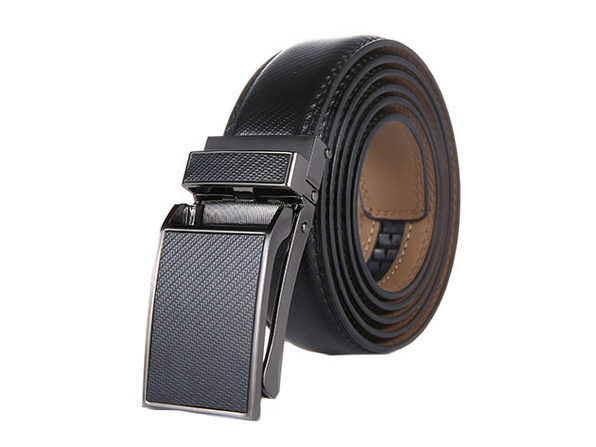 Pattern Design LINXX Ratchet Belt – Onyx