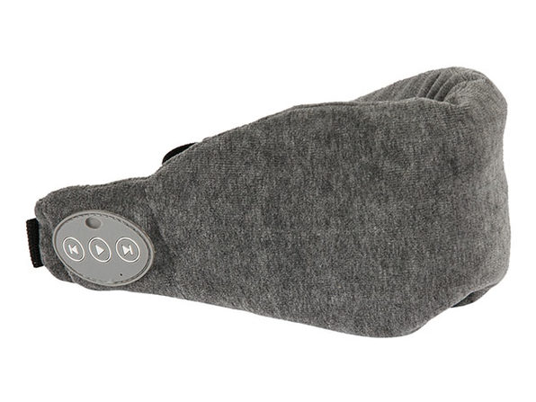 Bluetooth Sleep Headphone Eye Mask (Grey)
