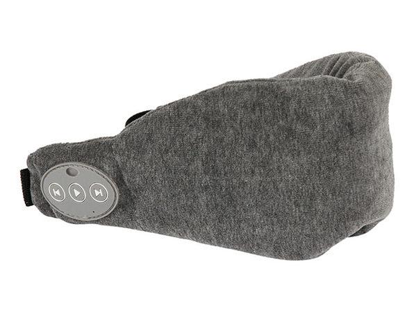 Bluetooth Sleep Headphone Eye Mask (Grey)